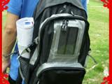 太阳能背包 太阳能手机充电器手机 数码电子产品充电器 双肩背包
