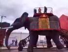 厦门机械大象出售出租机械大象租赁厂家