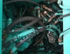纯进原装进口海关机 神钢135无尾机 性能如图!