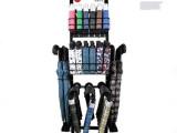 厂家热销商场专用雨伞展示架 多功能带轮子金属雨伞展架 货架批发