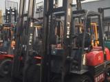 包邮二手叉车柴油汽油电动二手叉车2吨3吨5吨8吨/品牌齐全