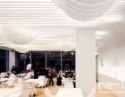 贵阳特别吊顶设计餐厅装修实景图