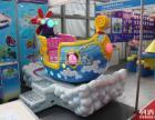 白云小飞船摇摆飞船游乐设备儿童转马摇摆机大型游艺机厂家