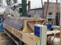 江苏南京二手污泥浓缩板块自动化滤带式压滤机回收价格