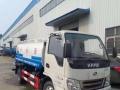福田时代加油车5吨油罐车-适合工地偏远山区