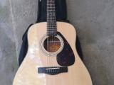 雅马哈f600民谣吉他