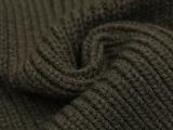 专业生产定做粗针罗纹布料现货 纹针织面料 服装辅料