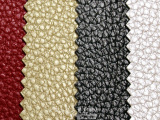 pu皮革 环保阻燃背景墙软包硬包装饰皮革 pvc人造革 荔枝纹面