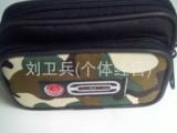 手机腰挂包批发厂家男士休闲包军绿迷彩帆布运动腰包