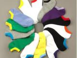 纯色 船袜批发 散装袜子隐形棉袜花边糖果色 女士 运动袜 批发