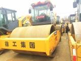 河南三门峡二手徐工20,22,26吨振动压路机送货到家