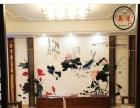 舟山网咖彩绘墙绘涂鸦壁画油画3d画手绘墙