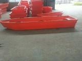 湖北哪里有塑料船卖塑料渔船冲锋舟厂家直销