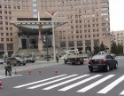 哈尔滨停车位标线 小区道路标线 消防通道标线施工团