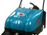 威德尔手推式电动扫地机工业路面灰尘扫地机生产厂家