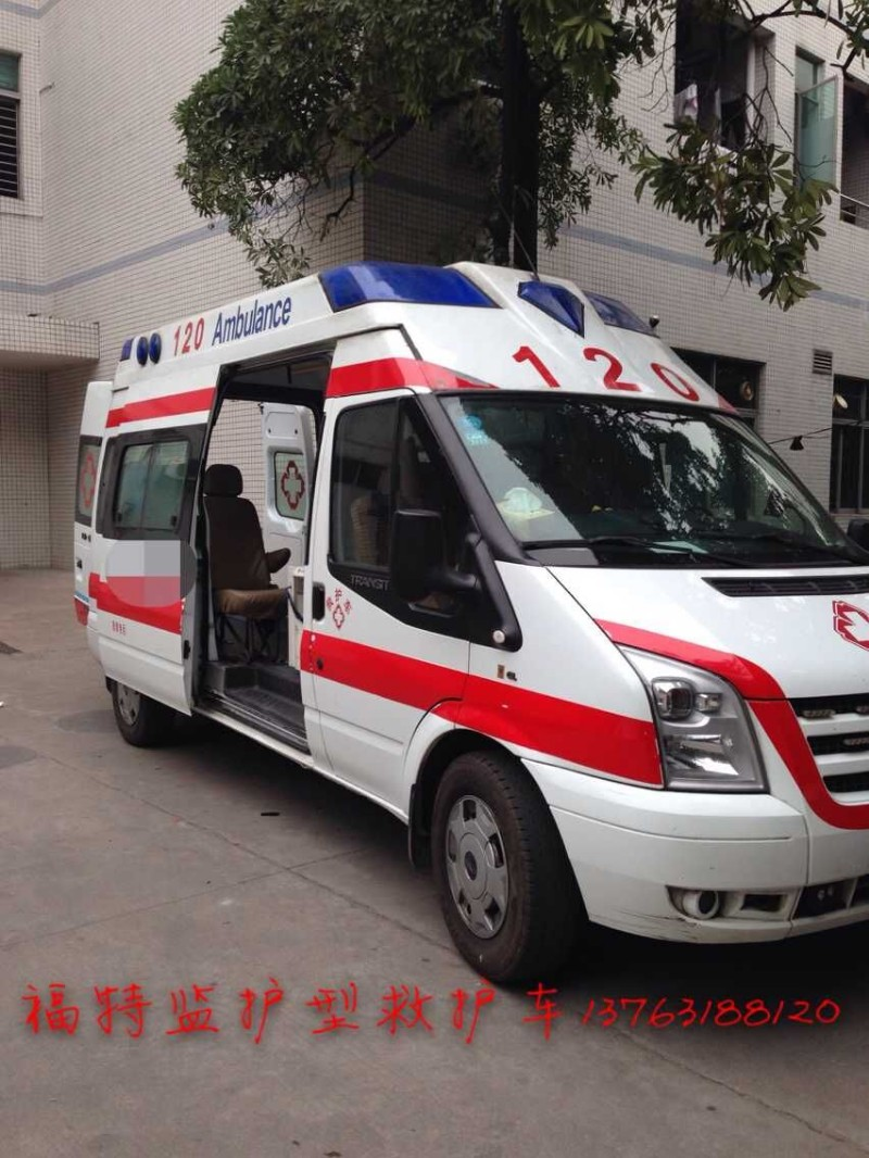 惠州市救护车出租汕头汕尾救护车出租河源梅州120救护车出租