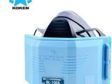 日本KOKEN兴研电动防尘面具BL-1005焊接矿山金属粉尘