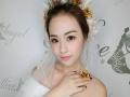 顺德乐从化妆师Angel思,韩式新娘跟妆化妆**