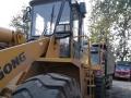 转让 柳工装载机便宜处理水利工程完工用