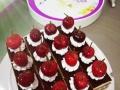 创意订制生日蛋糕,茶歇甜点同城免费配送2小时送达