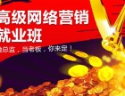 上海闸北学网络营销培训,学金字塔顶端的全栈营销 手把手教