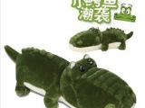 厂家直销 鳄鱼公仔 毛绒玩具 鳄鱼抱枕 毛绒公仔 玩具厂家