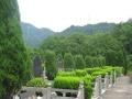 宁波公墓那里风水好 九峰陵园