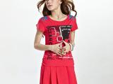 夏季新款运动半身裙批发 阿里巴巴批发最便宜纯棉运动半身裙批发