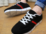2014新款男鞋子休闲鞋潮鞋韩版时尚板鞋男士英伦潮流百搭 批发