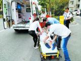 喀什120救護車醫療護送-喀什救護車出租轉運費用-全國連鎖服