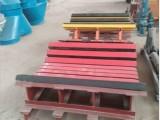 泰安矿用阻燃缓冲床 带式输送机缓冲床抗静电