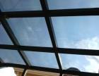 泉州玻璃房防晒材料,阳光房隔热膜,玻璃顶棚防晒贴膜