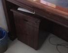 经理桌+小柜