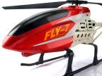 奔翔3.5超大耐摔遥控飞机内置陀螺仪遥控直升机玩具厂家直销灯光