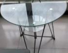 办公玻璃洽谈桌