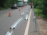 南昌高速公路护栏板,乡镇公路,国道以及高危路段防护栏生产安装。