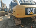 二手挖掘机卡特320D低价出售
