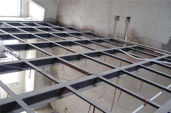 阁楼搭建钢结构搭建楼房二层搭建阳台改造