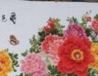 国色牡丹,花开富贵 十字绣