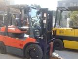 上海叉车租赁费用顺丞机械电动搬运车与手动