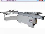 优质精密裁板锯出口标配度90度圆棒推台锯青岛木工机械生产厂家