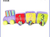 婴儿数学早教玩具定制 有刺绣数字加响纸
