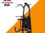 安徽巢湖商用健身器材健身房俱乐部力量器械必确系列单双杠训练器