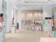 转让大型商场内知名品牌童装连锁店转让