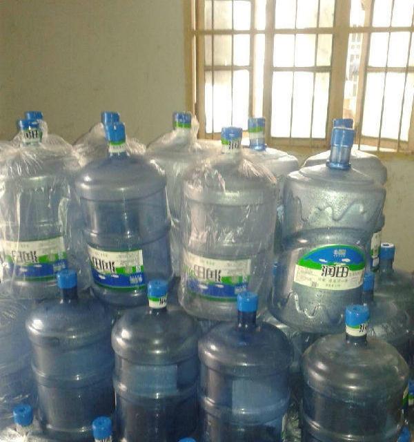 润田桶装水配送,为您送上贴心服务