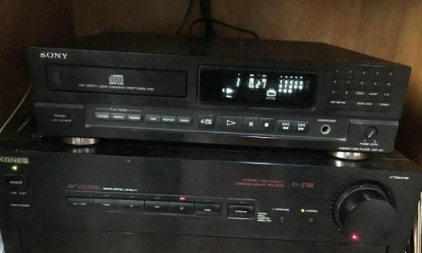索尼cd1600接线图