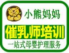 催乳师/月嫂 育婴师/小儿推拿师专业培训,推荐就业