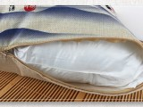 湖北千年艾 蘄艾絨抱枕 家居抱枕 艾絨養生抱枕
