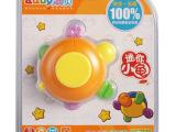 正品澳贝迷你小龟手摇铃463118幼儿宝宝 奥贝玩具婴儿0-1岁