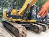 二手卡特彼勒320D挖掘机,精品323D336D挖机包邮